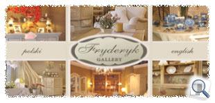 Fryderyk Gallery S.A. - strona internetowa
