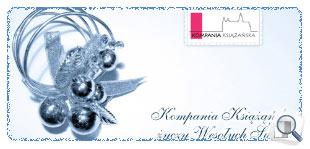 Kompania Książańska Sp. z o.o. - kartka świąteczna
